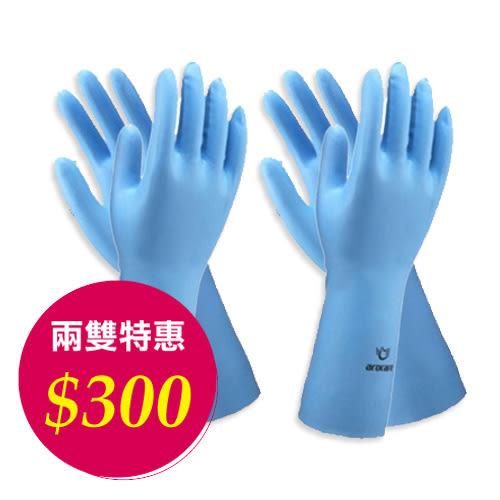 【HOME WORKING】S&M敏感肌膚手套(透氣型)-2雙