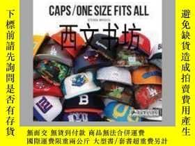 二手書博民逛書店【罕見】2014年出版 Caps: One Size Fits