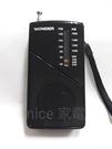 旺德口袋型手提式收音機(AM/FM)WS-R16