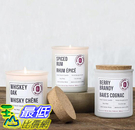 [COSCO代購] W1238950 Alaura 香氛蠟燭三件組 Alaura Small Batch Candles 3PC