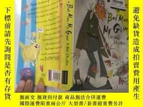 二手書博民逛書店YOU re罕見A BAD MAN,MR.GUM! 你是個壞人古姆先生!Y200392