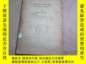 二手書博民逛書店(英文原版)CONCRETE罕見HOUSES AND SMALL