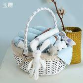 初生嬰兒用品禮盒新生兒衣服秋冬套裝男女剛出生大全寶寶滿月禮物 居享優品