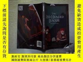 二手書博民逛書店THE罕見RED HEADED LEAGUEY203004
