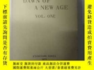 二手書博民逛書店A罕見NOVEL DAWN OF A NEW AGE VOL. ONEY22095 Korea Korea