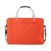 GOLLA 北歐芬蘭 時尚極簡 16吋筆電 輕便包(G1704)-橘