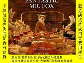 二手書博民逛書店The罕見Making Of Fantastic Mr. FoxY364682 Wes Anderson Ri