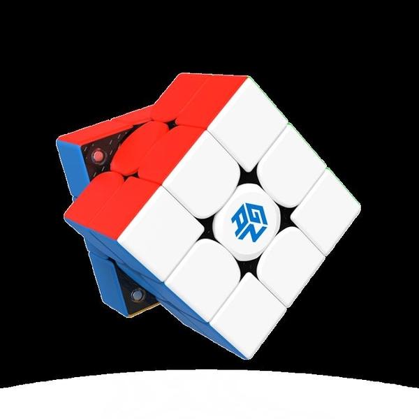 魔方 GAN356XS魔方三階磁力版菲神專業比賽專用全套裝順滑限量益智玩具 歐歐