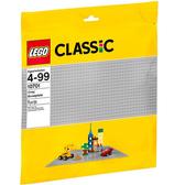 【LEGO樂高】經典基本顆粒系列 - 灰色底板#10701
