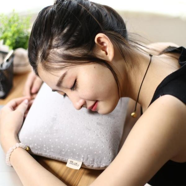記憶枕 午休枕辦公室午睡枕學生趴睡枕抱枕成人午覺小枕頭【快速出貨八折下殺】