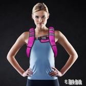 負重背心跑步裝備男隱形沙袋訓練健身運動馬甲3公斤沙衣 DJ4640【宅男時代城】