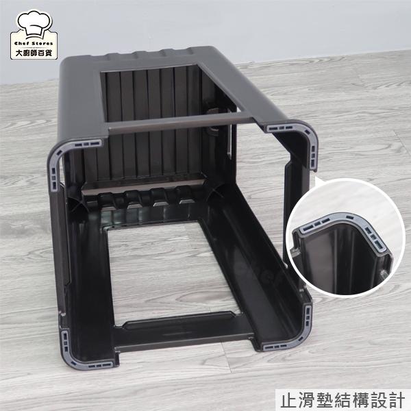 樹德高櫃椅子休閒椅加厚塑膠椅子餐桌椅CH-45-大廚師百貨