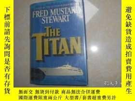 二手書博民逛書店FRED罕見MUSTARD STEWART, THE TITAN