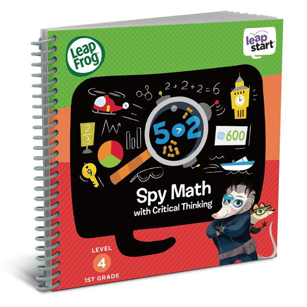 Leap Frog 兒童7 數學小偵探