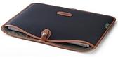 24期零利率 Billingham Laptop Slip 白金漢 筆電專用袋 15吋 5210301-70 黑帆布