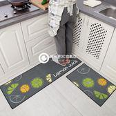 廚房地墊門墊地毯吸水防油腳墊浴室防滑墊子 Tdhf4
