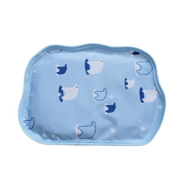 冰枕冰墊凝膠冰枕頭兒童成人凝膠枕頭夏冰墊枕頭午睡冰涼枕
