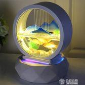 魚缸小型桌面客廳迷你家用玻璃中型落地水族箱過濾辦公室流水養魚 igo生活主義