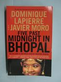 【書寶二手書T7/原文書_YEA】Five Past Midnight in Bhopal_Lapierre, Domi