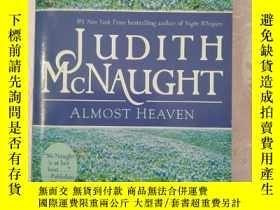 二手書博民逛書店ALMOST罕見HEAVEN(幾乎是天堂)Y351358 JUDITH MCNAUGHT JUDITH MCN