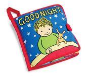 英國JELLYCAT Book 感官刺激布書-晚安小寶貝(Goodnight Book)
