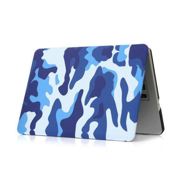 蘋果 Macbook 保護殼 基本款 Air Pro Retina Touch Bar 2017 電腦殼 電腦保護殼 迷彩MAC殼