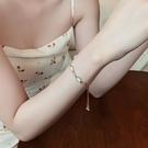 手鏈 貓眼小魚手鏈女閨蜜學生手鐲ins潮小眾設計感氣質網紅簡約手飾【快速出貨八折鉅惠】