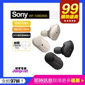 保固一年 送口罩支架 Sony WF-1000XM3 真無線 藍牙降噪耳機 藍芽 入耳式 磁吸充電盒 原廠正品