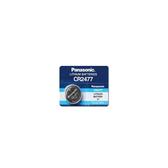 Panasonic 國際牌 鈕扣型鋰電池 1入 / 卡 CR2477