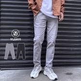 《預購7天》【YIJIAYI】好賣 加色款 素面 鬆緊 緊身 百搭 長褲 【X廠】(X-16130)