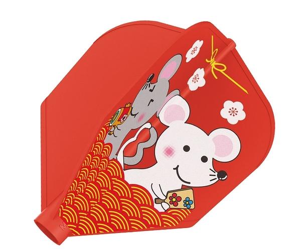 【8FLIGHT】Lunar New Year Shape 鏢翼 DARTS