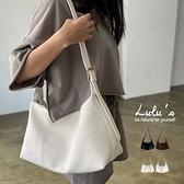 LULUS【A07210008】Y軟料側背包4色