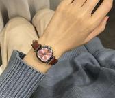 手錶文藝韓版小清新森繫小 錶盤手錶女學生石英 錶 維多原創 免運