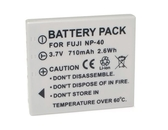 For 相機鋰電池 【D-LI8】 鋰電池 NP-40 A36 A40 L20 S S4 DLI8 新風尚潮流