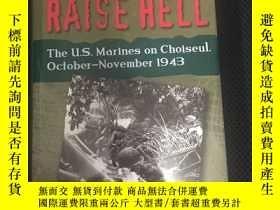 二手書博民逛書店Mission罕見Raise Hell 所羅門群島 舒瓦瑟爾島戰役 1943年10-11月Y86611 Jam