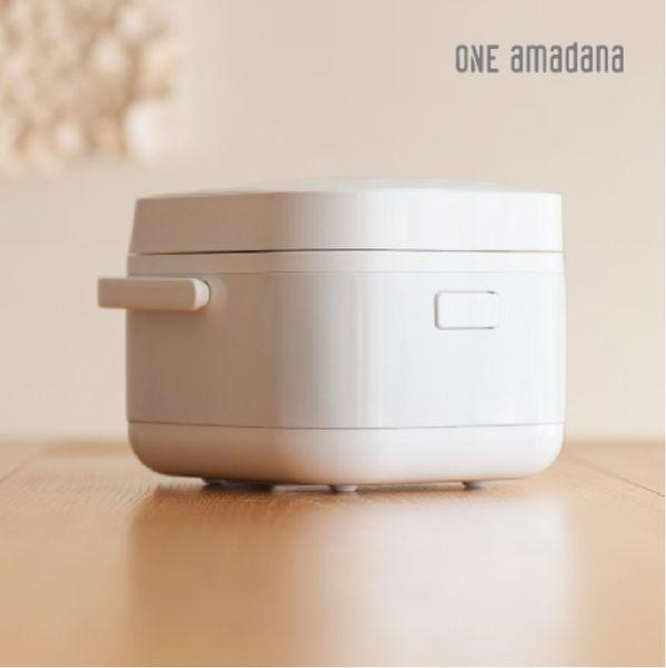 限量優惠!!ONE amadana 智能料理炊煮器 電子鍋 STCR-0103 3人份 公司貨/ 一次刷清