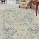 范登伯格 艾薩斯亮澤絲質地毯-蕾曼140x200cm