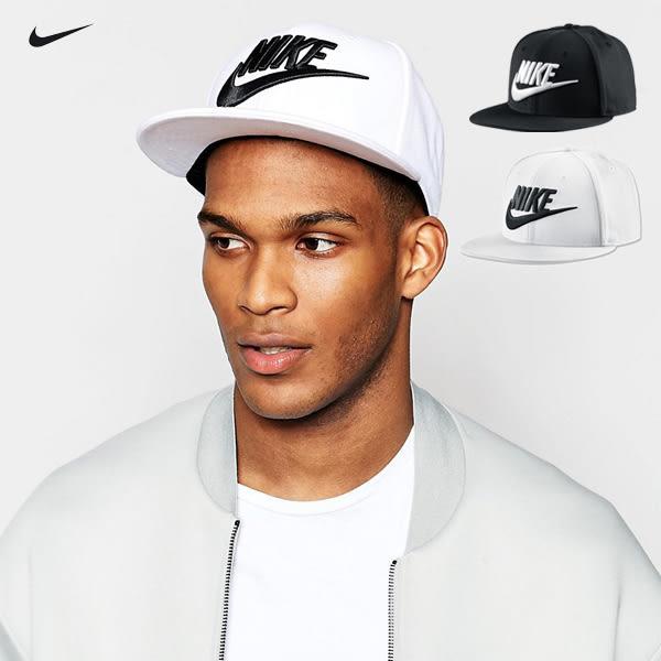 (特價) NIKE FUTURA TRUE 2 SNAPBACK 棒球帽 584169- 010 黑色 電繡 可調後扣 【代購】