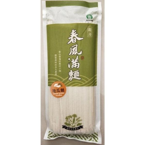 【龍井區農會】地瓜麵 300g