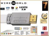 『加 LINE 優惠價』喜迎新春│限殺二件 #美國 WireWorld ISLAND 7 HDMI 2.0 版 【1米】現貨