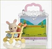 《 森林家族 - 日版 》嬰兒車提盒  /  JOYBUS玩具百貨