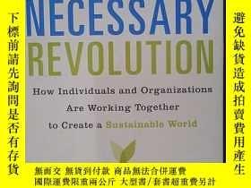 二手書博民逛書店The罕見Necessary Revolution: How I