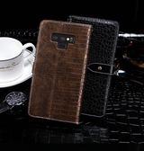 三星 Galaxy Note9 翻蓋錢包款手機殼 創意藝術手機套 全包邊套翻蓋皮套 手機創意保護皮套支架