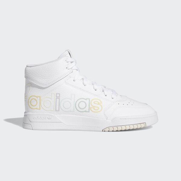 ADIDAS Drop Step Xl W [FV4878] 女鞋 運動 休閒 籃球 情侶 愛迪達 穿搭 高筒 流行 白