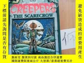 二手書博民逛書店The罕見Scarecrow (Creepers)Y15335