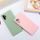 三星Note10液態矽膠殼手機殼SamSung Note 10 Plus手機套S8/S9/N8/N9三星保護套S10/S10e/S10 Plus保護殼
