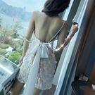 亮片珍珠美背洋裝 ♥ onetwo♥