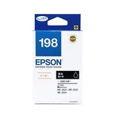 EPSON NO.198 高印量 XL 黑色墨水匣 (T198150)