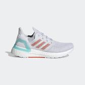 Adidas Ultraboost 20 Primeblue W [EG0770] 女鞋 運動 慢跑 穿搭 愛迪達 灰