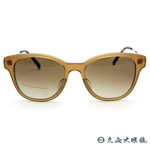 MATSUDA 日本手工眼鏡 雕刻壓花 鈦 太陽眼鏡 M2011 MCM 霧透棕 久必大眼鏡